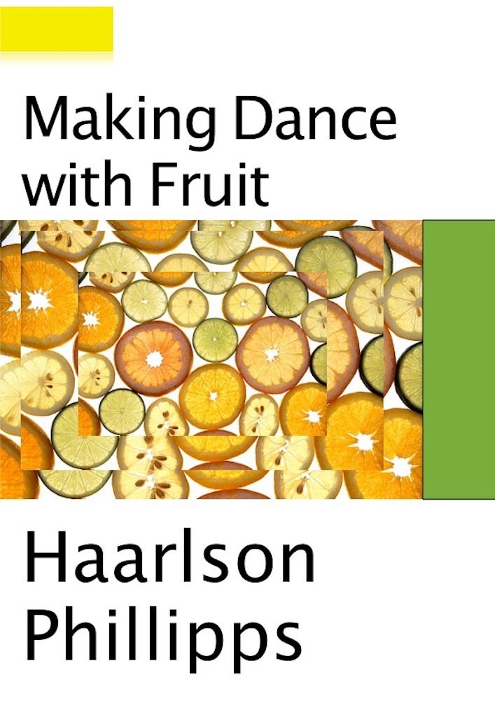 DANCING WITH FRUIT COVER 4