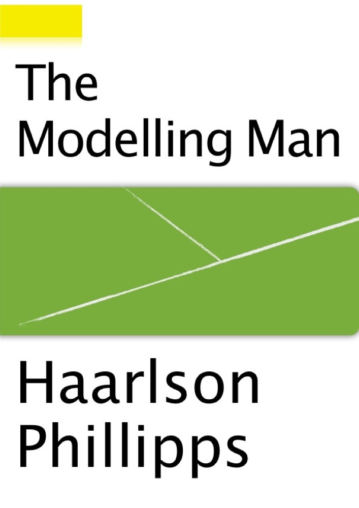 The Modeññing Man by Haarlson Phillipps